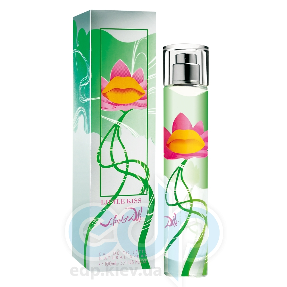 Salvador Dali Little Kiss - туалетная вода - 50 ml