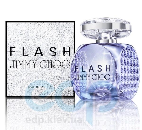 Jimmy Choo Flash - (парфюмированная вода 100 ml + лосьон для тела 100 ml + гель для душа 100 ml)