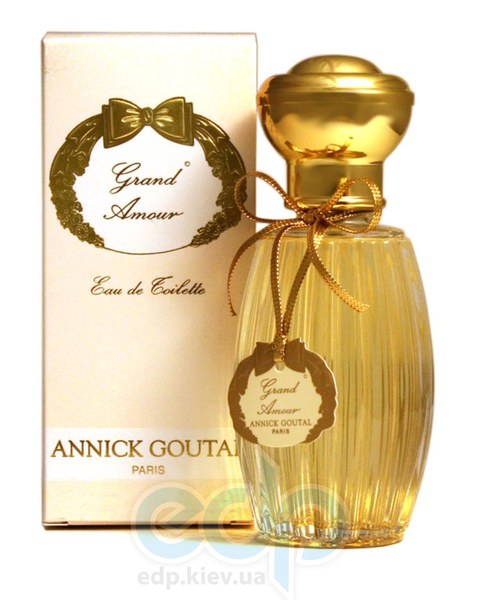 Annick Goutal Grand Amour For Women - туалетная вода - 100 ml