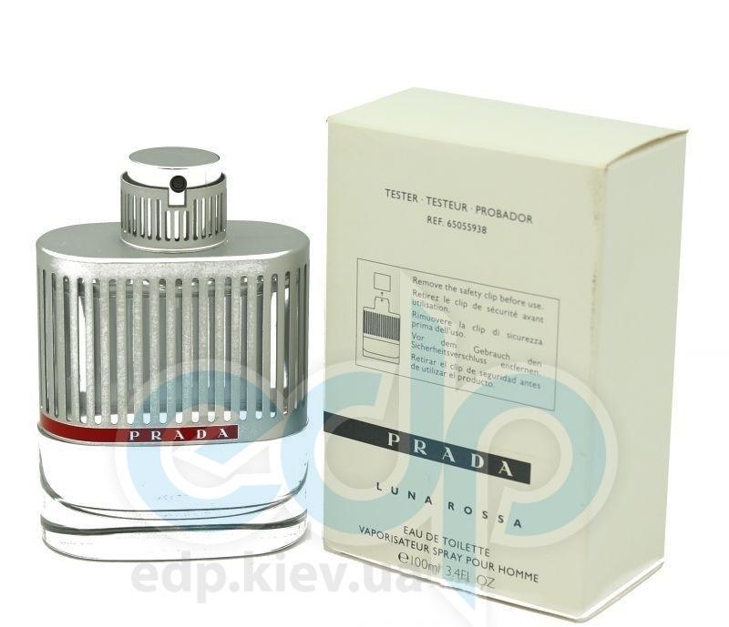 Prada Luna Rossa - туалетная вода - 100 ml TESTER