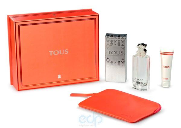 Tous Can Coffret - Подарочный набор (парфюмированная вода - 50 ml+молочко для тела - 50 ml)