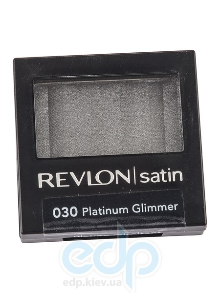 Тени для век Revlon - Luxurious Color Satin №030 Платиновое мерцание