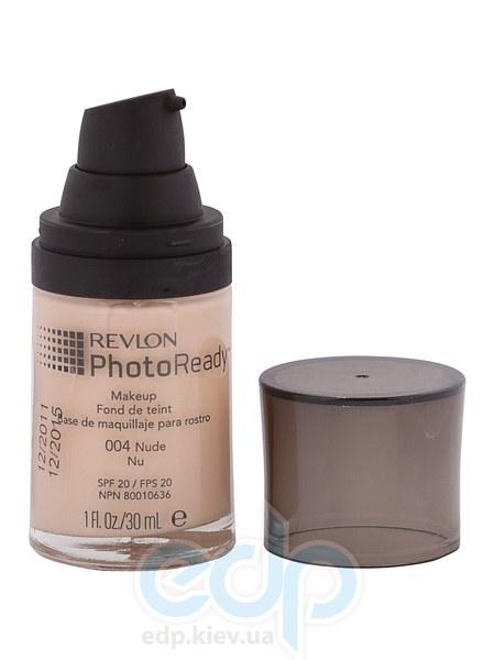 Тональный крем светоотражающий Revlon - Photo Ready №004 Светлый беж - 30 ml