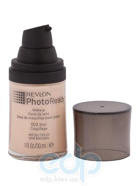 Тональный крем светоотражающий Revlon - Photo Ready №003 Морская ракушка - 30 ml