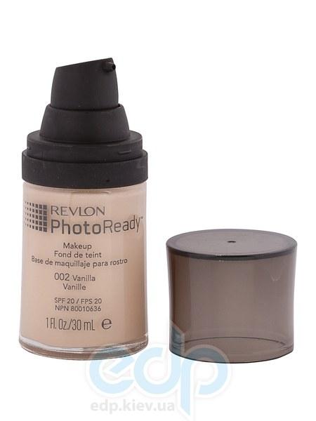 Тональный крем светоотражающий Revlon - Photo Ready №002 Ваниль - 30 ml