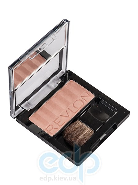 Румяна для лица с зеркалом Revlon - Powder Blush №020 Спелый персик