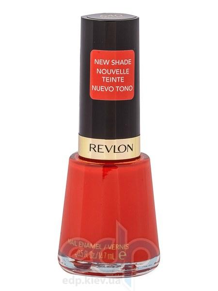 Лак для ногтей Revlon - Nail Enamel №640 Бесстрашный - 14.7 ml