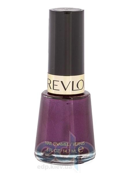 Лак для ногтей Revlon - Nail Enamel №762 Соблазнительно сливовый - 14.7 ml