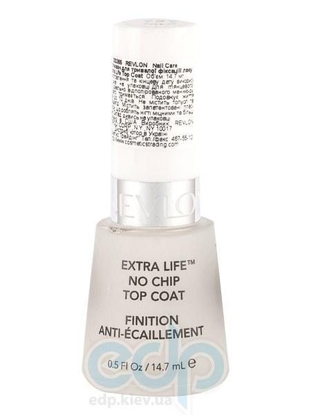 Закрепитель для длительной фиксации лака Revlon - Extra Life Top Coat Nail Care - 14.7 ml
