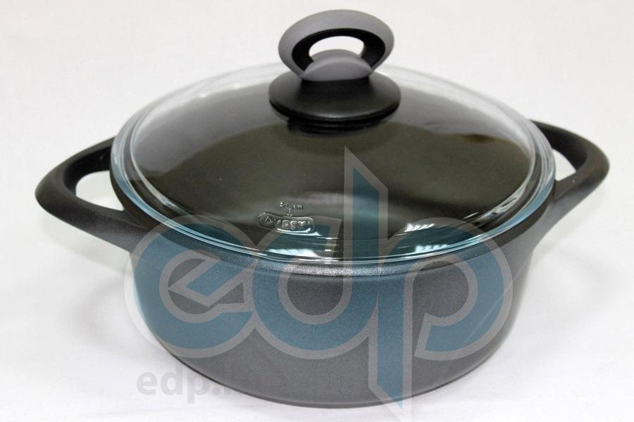 Lumenflon - Кастрюля Gclef с крышкой диаметр 24 см объем 3.5 л (арт. GCFD24)
