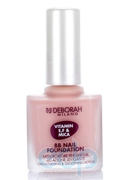 Deborah - BB Основа-уход для ногтей DH BB Nail Foundation № 01 Rose - 11 ml