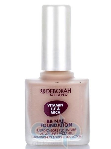 Deborah - BB Основа-уход для ногтей DH BB Nail Foundation № 02 Beige - 11 ml