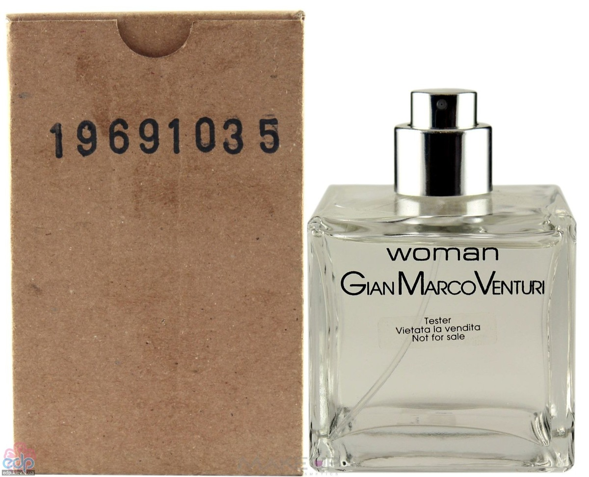 Gian Marco Venturi Venturi Woman - туалетная вода - 100 ml TESTER