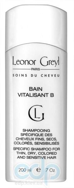 Leonor Greyl -  Маска с цветами жасмина для всех типов волос Bain Vitalisant B - 200 ml