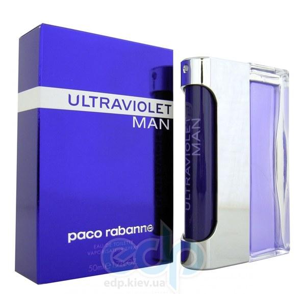 Paco Rabanne Ultraviolet Man - туалетная вода - 50 ml