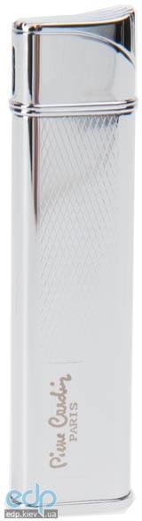 Pierre Cardin - Зажигалка газовая пьезо с гравировкой (арт. MFH-65B-03)