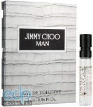 Jimmy Choo Man - пробник - vial 2 ml