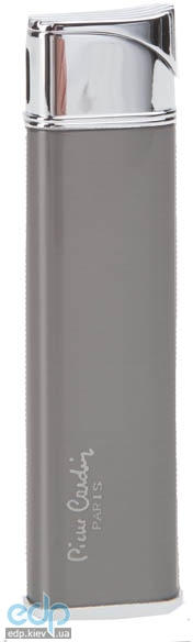 Pierre Cardin - Зажигалка газовая пьезо матовый хром (арт. MFH-65B-02)