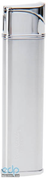 Pierre Cardin - Зажигалка газовая пьезо серебряный жемчуг (арт. MF-65B-08)