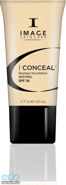 Image SkinCare - I Conceal Flawless Foundation SPF 30 Natural - Стойкая основа под макияж цвет Natural - 20 ml