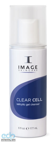 Image SkinCare - ClearCell Salicylic Gel Cleanser - Салициловый очищающий гель - 177 ml (CC-100)