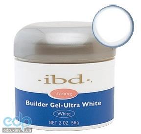 ibd - Builder Gel Ultra White Ультра белый конструирующий гель - 56 g
