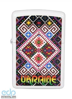 Зажигалка Zippo - Ukraine Pattern (214UP/1)