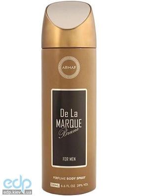 Sterling De La Marque Brune - дезодорант-спрей  - 200 ml