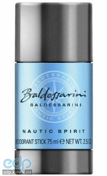 Hugo Boss Baldessarini Nautic Spirit - дезодорант стик - 75 ml