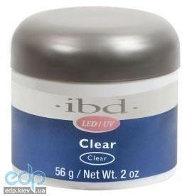 ibd - LED/UV Gel Clear укрепляющий прозрачный гель - 56 ml