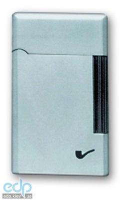 Pierre Cardin - Зажигалка газовая кремниевая для трубок хром матовый (арт. MF-28-09)