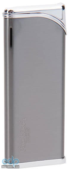 Pierre Cardin - Зажигалка газовая пьезо хромированное, матовое (арт. MFH-67-02)