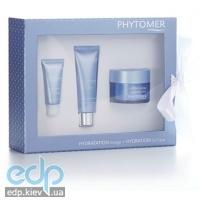 Phytomer - Набор (SVV130 Сыворотка для кожи лица, питающая кожу кислородом 30мл + SVV112 Растительный пилинг 50 мл)