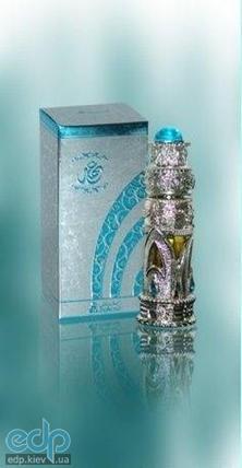 Asgharali - Ahd Attar (бирюзовый) - парфюмированное масло - 6 ml