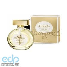 Antonio Banderas Her Golden Secret - туалетная вода - 80 ml TESTER