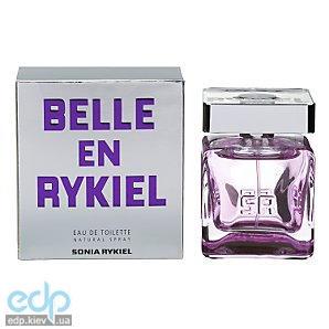 Sonia Rykiel Belle en Rykiel Blue Blue