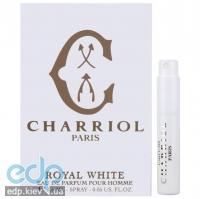 Charriol Royal White - парфюмированная вода - пробник (виалка) 1.7 ml