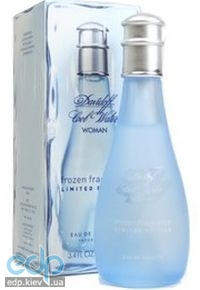 Davidoff Cool Water Frozen Limited Edition
