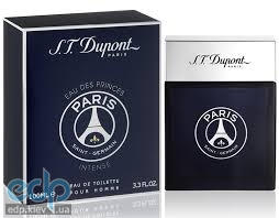 Dupont Paris Saint-Germain Eau des Princes