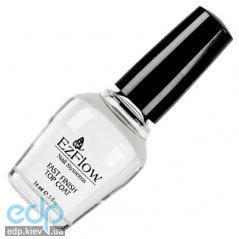 EzFlow - Сушка для лака Fast Finish Top Coat - 14 ml