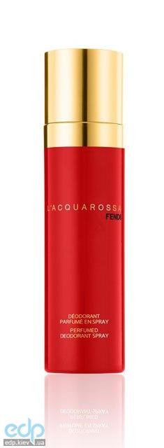 Fendi LAcquarossa - дезодорант - 100 ml