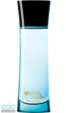 Giorgio Armani Code Turquoise Eau Fraiche Pour Homme