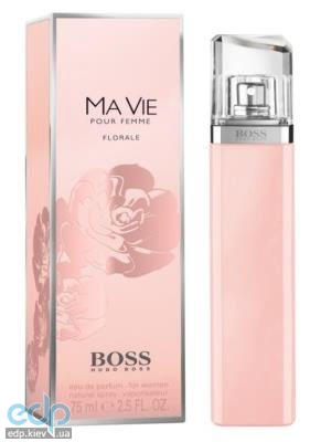 Hugo Boss Ma Vie Pour Femme Florale - парфюмированная вода - 75 ml