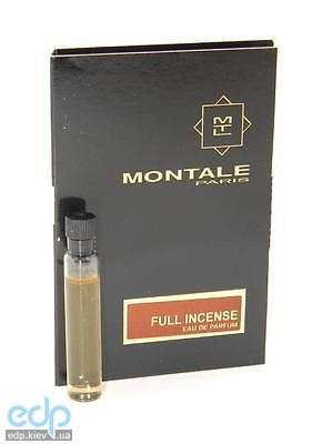 Montale Full Incense - парфюмированная вода - пробник (виалка) 2 ml
