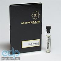 Montale Wild Pears - парфюмированная вода - пробник (виалка) 2 ml