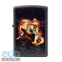 Зажигалка Zippo - Flaming Cossack (218 FC)