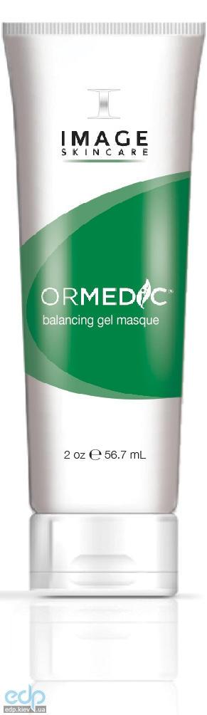 Image SkinCare - Ormedic Balancing Soothing Gel Masque - Балансирующая смягчающая гель-маска - 59 ml