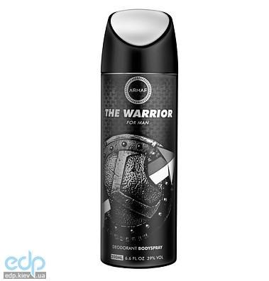 Sterling Warrior - дезодорант спрей - 200 ml
