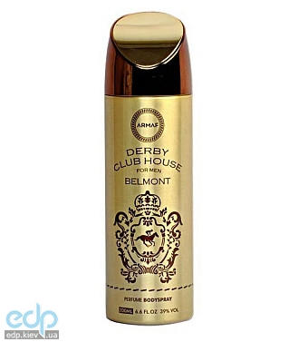 Sterling Derby Club House Belmont -  дезодорант - 200 ml