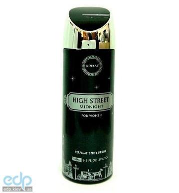 Sterling High Street Midnight - дезодорант спрей - 200 ml